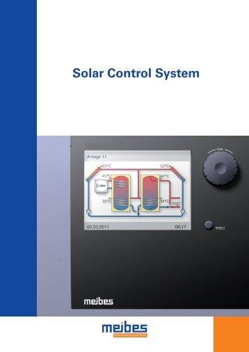 meibes Solar-Regelung