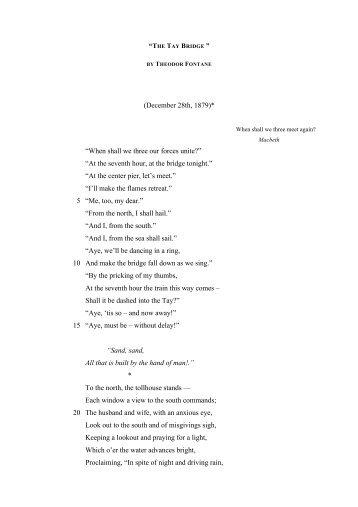 Norman Barry's English translation - John Maynard Home Page