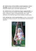 Lovforslag om børns rettigheder i daginstitution og samfund - Fola - Page 6