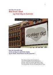 0-BID LIVET I LÅRET - Ebbe Scheel Krüger og Else Marie Schultz ...