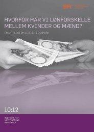 En antologi om ligeløn i Danmark - Jordemoderforeningen