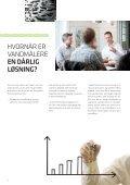 VÆRD AT VIDE OM INDIVIDUELLE VANDMÅLERE - hofor - Page 6