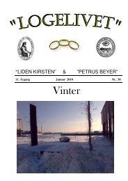 logeliv jan 10.pub - Loge nr. 41 Petrus Beyer, 7700 Thisted