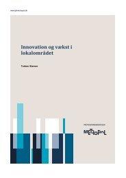 Klarup skole, Innovation og vækst i lokalområdet - Careerhub.dk