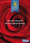 Bliv blomsterhandler med diplom fra Chrysal Vind en rejse til ... - Page 3