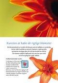 Bliv blomsterhandler med diplom fra Chrysal Vind en rejse til ... - Page 6