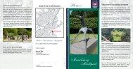 På tur i Marselisborg Mindepark (pdf 2 MB) - Aarhus.dk