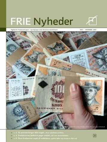 Frie Nyheder 1 - Per Vinther, journalist, Aarhus, Østjylland, freelance ...