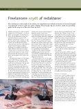 Frie Nyheder 1 - Per Vinther, journalist, Aarhus, Østjylland, freelance ... - Page 6