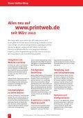 Neuer Anstrich auf www.printweb.de - Seite 2
