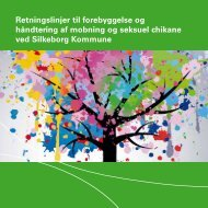 Håndtering af mobning - Silkeborg Kommune