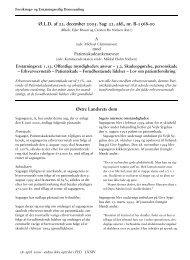 Corel Ventura - BATCH047.CHP - Forsikrings- og Erstatningsretlig ...