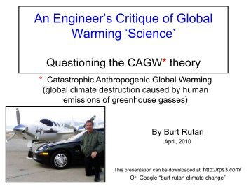 Global Warming - John Meister