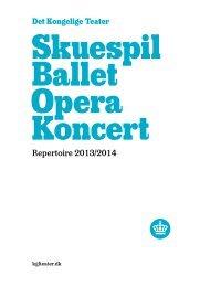 downloade en PDF-udgave - Det Kongelige Teater