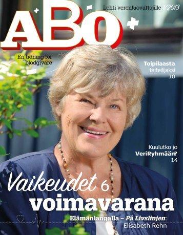 Elämänlangalla – På Livslinjen: Elisabeth Rehn - Libris