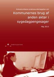 Bilag 38.01 Ankestyrelsens praksisundersøgelse om kommunernes ...