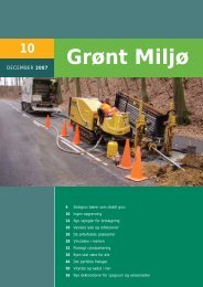 10 - Grønt Miljø