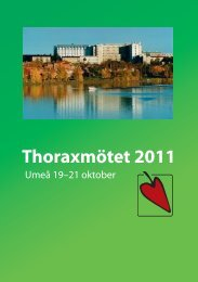 Thoraxmötet 2011