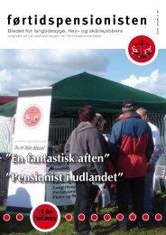 førtidspensionisten - Landsforeningen for Førtidspensionister