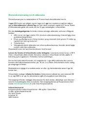 Vejledning Kompetencefond Blik & rør - Kooperationen
