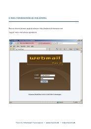 E-mail videresendelse vejledning - Tox it