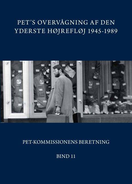 PET's overvågning af den yderste højrefløj 1945-1994