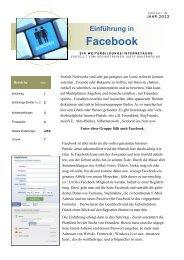 Anstupsen bei facebook rückgängig machen