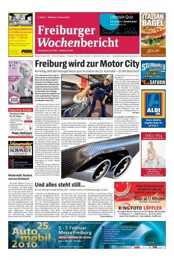 Freiburg wird zur Motor City
