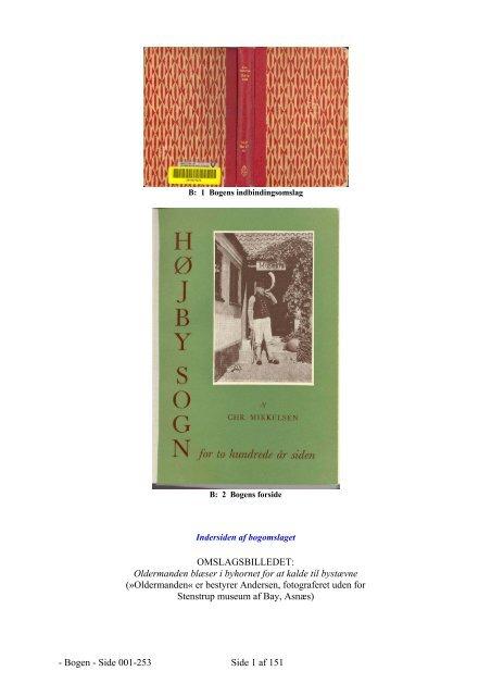 - Bogen - Side 001-253 Side 1 af 151 ... - Bodil og Niels