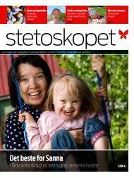 Stetoskopet - Sykehuset Østfold