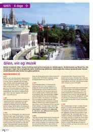 Wien, vin og musik - Nilles Busser