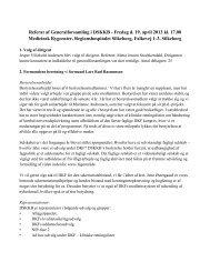 Referat af Generalforsamling i DSKKB - Fredag d. 19. april 2013 kl ...