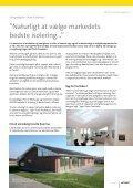 Saint-Gobain selskaber bag verdens første lavenergi legehus: - Isover - Page 3