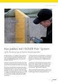 Saint-Gobain selskaber bag verdens første lavenergi legehus: - Isover - Page 5