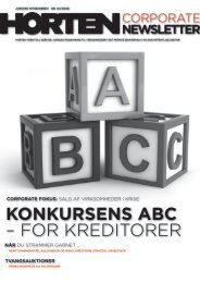 KONKURSENS ABC – for kreditorer - Horten