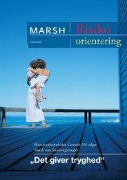 Risiko orientering - marts 2006 - Marsh