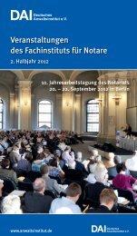 Deutsches Anwaltsinstitut eV