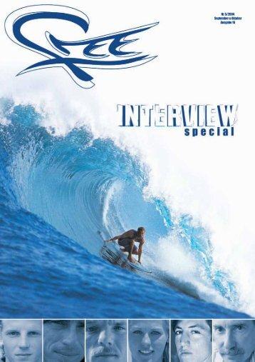 Nr. 5/2004 September & Oktober Ausgabe 16