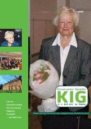KIG nr. 2. 2012 - Den konservative Vælgerforening i Gentofte ...