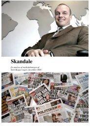 Skandale - Akademisk Opgavebank