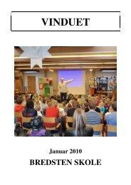 VINDUET Januar 2010 - Bredsten Skole