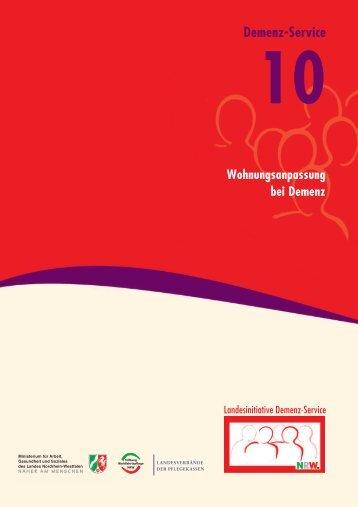 Die Landesinitiative Demenz-Service NRW - Josefbauernfeindsblog