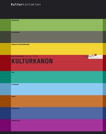 PDF-version - Kulturministeriet