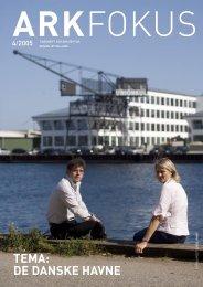 exit soveby, enter havneliv - Arkitektforbundet