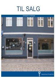 Salgsopstilling - Augustinus Properties