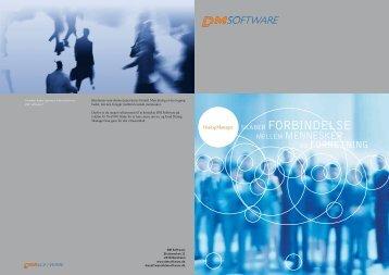 SKABER FORBINDELSE - DM Software