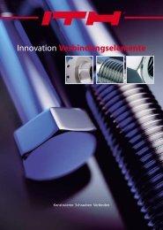 Innovation Verbindungselemente - ITH-GmbH