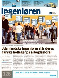 udenlandske ingeniører slår deres danske kolleger på ... - LiveBook