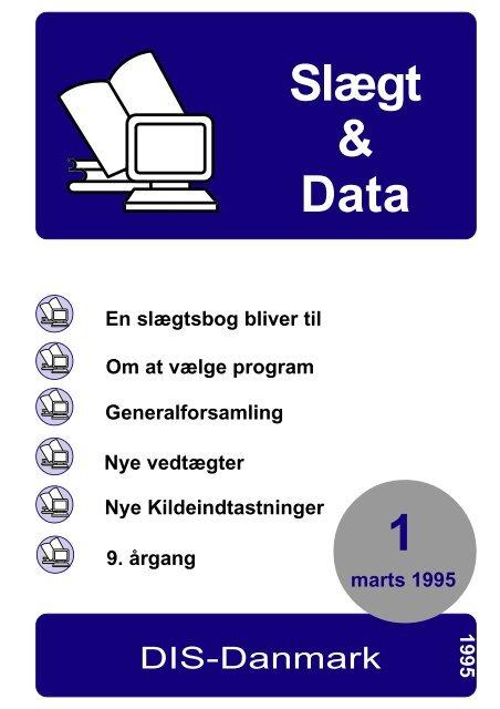 slægt data