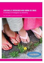 seksuelle overgreb mod børn og unge - Statens Institut for ...